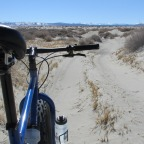 Mono Lake Fat Bike Ride