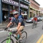 Mountain Biking to Virginia City