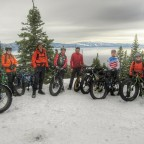 Brockway Summit Snow Ride