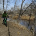 Riding the Carson River Trails