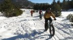 Burnside Lake Snow Ride