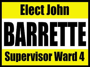 Elect John Barrette