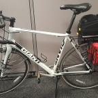 Road Bike to Bike Commuter