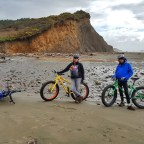 Riding the Beaches of the South Oregon Coast