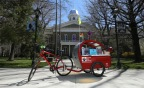 Carson City's Pedal Library, 'Big Red'