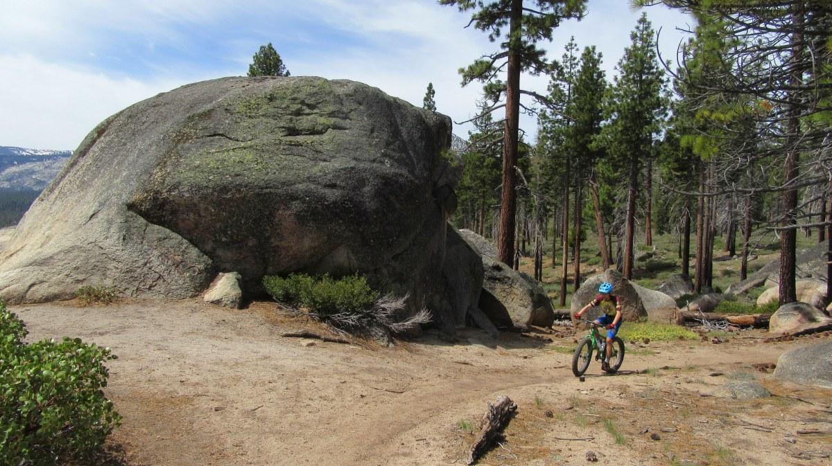 Angora Ridge Trails Bike Carson